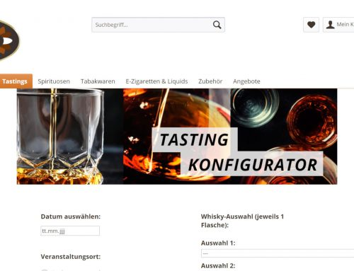 Kretschmann Genuss Company – Shopware Shop