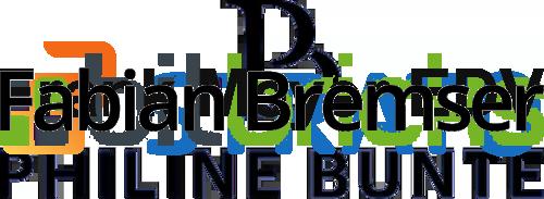 Fabian Bremser Logo