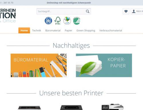 Niederrhein Solution Druckerzubehör – Shopware Shop