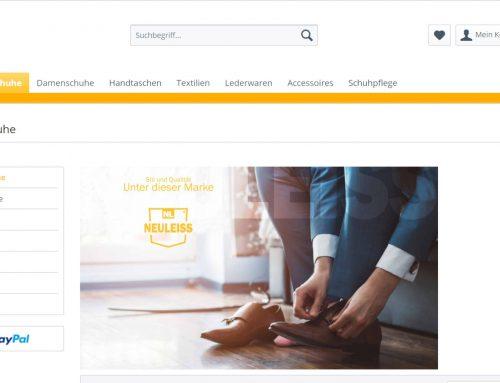 Schuhe Neuleiss – Shopware Shop