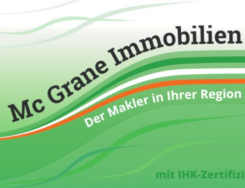 Mc Grane Immobilien – Corporate Design / Logo / Visitenkarten