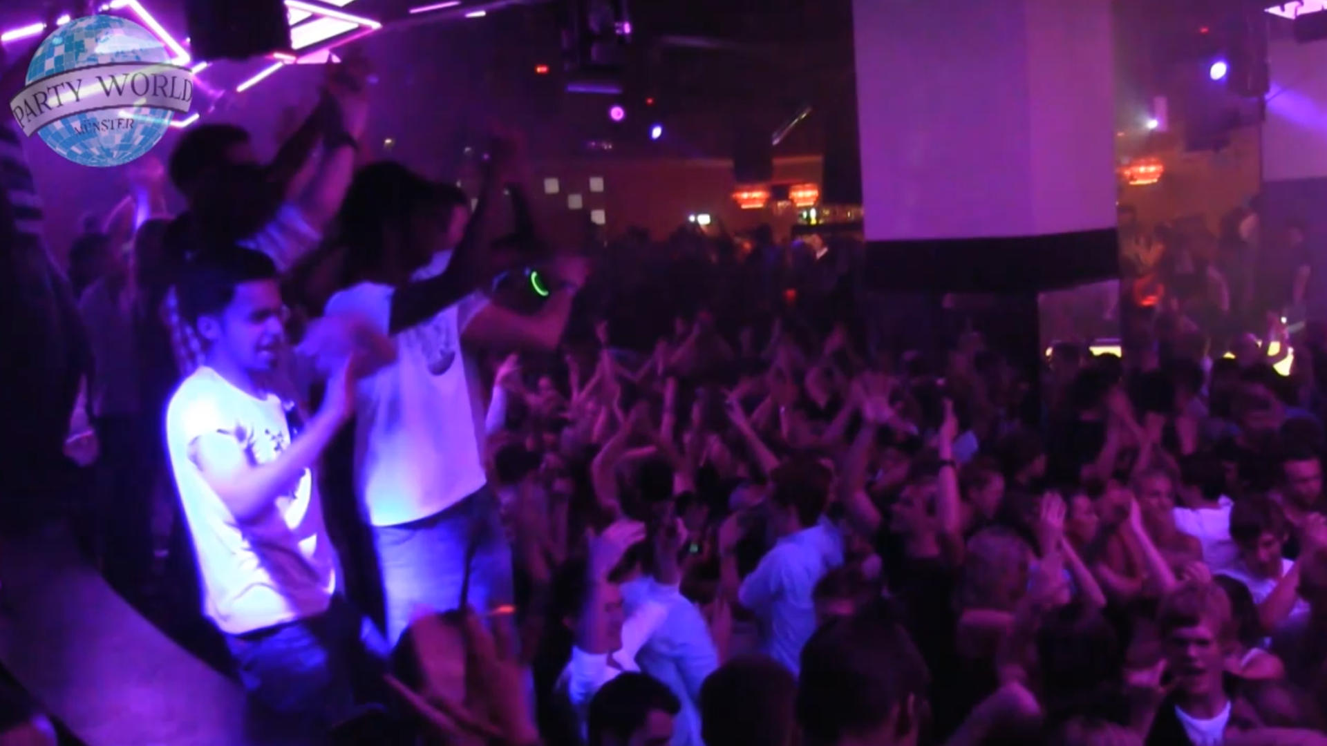 Thumbnail: Videoclips - Partyworld Münster